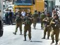 Солдаты Израиля арестовали на Западном берегу реки Иордан 37 палестинцев