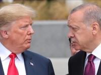 Трамп и Эрдоган созвонились из-за ситуации в Сирии