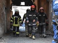 В Одессе завершены работы на месте пожара