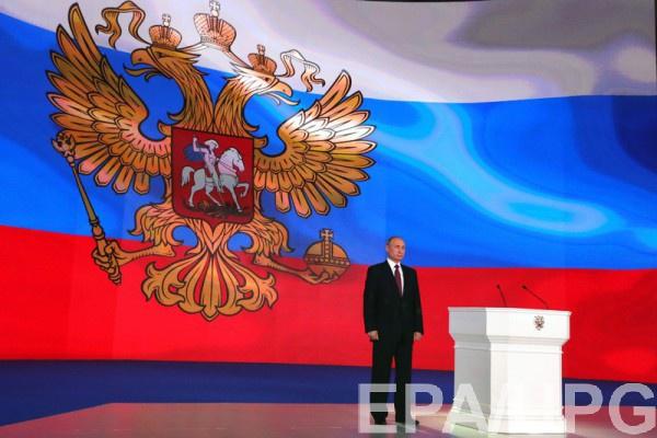 Путин заявляет, что Россию не остановить