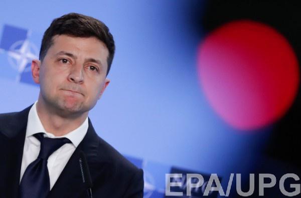 Еврокомиссия назвала теплой встречу Юнкера и Зеленского