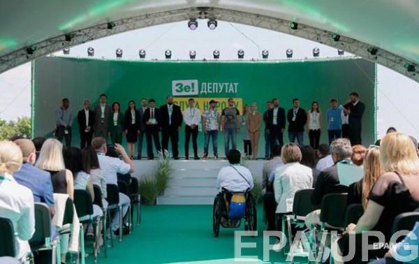 Депутат от Слуги народа попросил у Киева восемь квартир