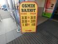 НБУ продолжает укреплять курс гривны: Курс валют на 10 мая
