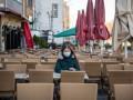 За выходные украинские заведения общепита потеряли более четверти выручки