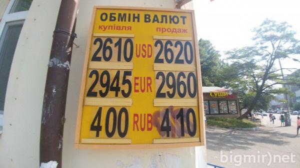 На теневом рынке доллар можно приобрести дешевле, чем курс НБУ - по 26,20 грн/долл
