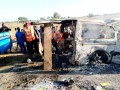 В Нигерии автобус попал в ДТП: 25 погибших
