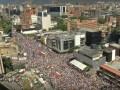 В Венесуэле проходят масштабные акции протеста