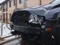 В Киеве произошел третий за неделю случай смерти водителя за рулем