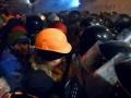 В ходе зачистки Майдана в ночь на 11 декабря один из активистов получил тяжелую черепно-мозговую травму - медики