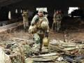 За сутки оккупанты четыре раза обстреляли позиции ВСУ и ранили бойца