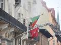 В Швеции подожгли посольство Португалии: 14 пострадавших