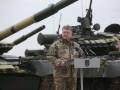 Порошенко: С конца октября армия будет контрактной и добровольной