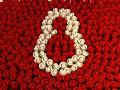 Большинство украинок хотели бы получить на 8 марта букет цветов – опрос