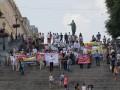 В Одессе сотрудники портов требовали отставки руководства АМПУ