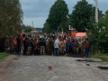 В Ровенской области полиция со стрельбой разогнала копателей янтаря