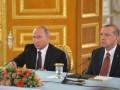 Путин поговорил с Эрдоганом после его заявления о свержении Асада
