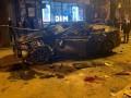 В Харькове в тройном ДТП с участием копов пострадали пять человек
