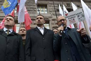 Лидеры оппозиции предложили уволить Кабмин