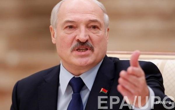 """Лукашенко назвал Украину """"общей бедой"""" Евросоюза и Беларуси"""