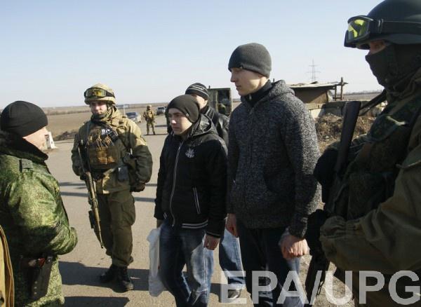Украинские военные постепенно возвращаются домой
