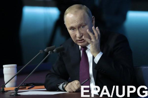 Путин прокомментировал санкции против РФ