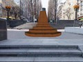 Постамент Ленина в Киеве превратится в инсталляцию