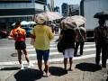 В июле побито более сотни погодных рекордов