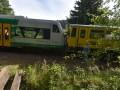 В Чехии произошло лобовое столкновение поездов: есть раненые