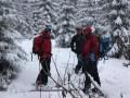 Спасатели ГСЧС разыскали заблудившегося в Карпатах туриста