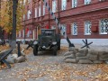 Нацкорпус разгромил декорации к сериалу про НКВД
