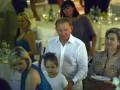 Кучма отпраздновал день рождения на Сардинии в кругу именитых гостей