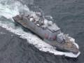 Украинские военные вместе с англичанами тренировались в Черном море