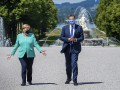 Меркель заинтриговала немецкие СМИ поездкой в Баварию