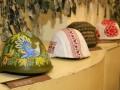 В Одессе открыли выставку военно-полевого искусства: ведьма на РПГ и жар-птица на каске