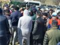 В Черновицкой области жители блокировали границу с Румынией