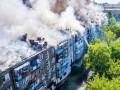 Виновника пожара в Новой Каховке отпустили на свободу до суда