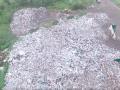 Гигантскую свалку мусора во Львове показали с воздуха