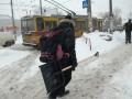 В Киеве появится первый тротуар с подогревом