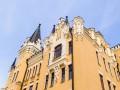 Во дворе замка Ричарда в Киеве идет незаконная стройка - архитекторы