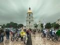 В Киеве хотят обустроить велосипедный район