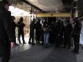 Захват отеля Лыбидь: спецназ зачистил гостиницу от людей в камуфляже