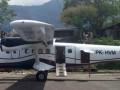 В Индонезии исчез самолет с пассажирами