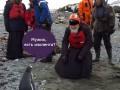 Патриарх Пингвинов: В Сети обсуждают визит Кирилла в Антарктиду