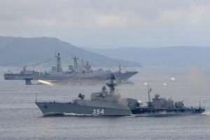 В ВМФ РФ заявляют, что усиление флота не связано с ситуацией в Сирии