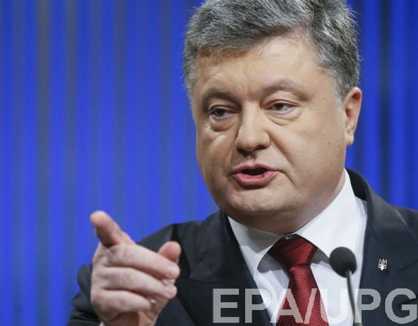 Порошенко ожидает работы нового Кабмина и коалиции уже на этой неделе