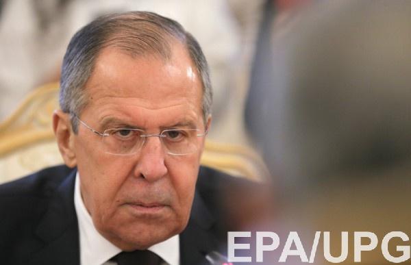 Лаврова также беспокоит блокада Донбасса