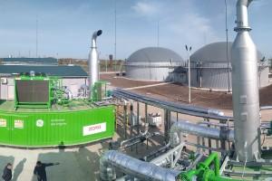 Зорг Биогаз реализовал новый проект по производству биогаза 2,4 МВт  в Киевской области