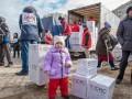 Красный Крест отправил гуманитарку на Донбасс