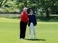 Трамп заявил об успехе на переговорах в Японии