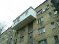 Балкон-чемпион: как киевлянин пристройку к квартире сделал